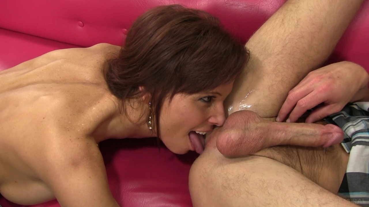 Ass Rimming Mommies #3 featuring Syren De Mar Image