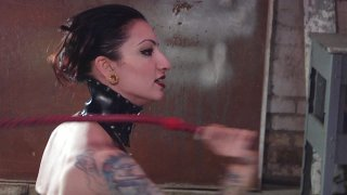 Members Only Preview - Cybill Troy Is Vicious: Whipping Boy