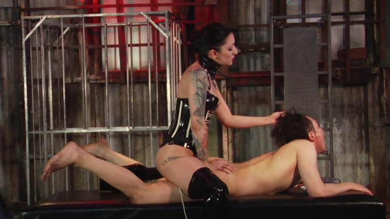 Members Only Preview - Cybill Troy Is Vicious: Slave Tener's Initiation