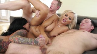 Streaming porn video still #5 from Anal Couples Swap