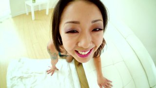 Streaming porn video still #1 from Saya Song's Anal Initiation