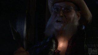 Streaming porn video still #3 from Camp Cuddly Pines Powertool Massacre