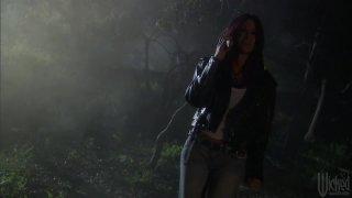 Streaming porn video still #5 from Camp Cuddly Pines Powertool Massacre