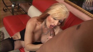 Streaming porn video still #1 from MILFS Take It Black And Deep