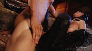 Streaming porn video still #8 from Dark Knight XXX: A Porn Parody, The