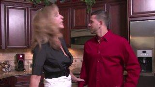 Streaming porn video still #2 from Mothers Forbidden Romances