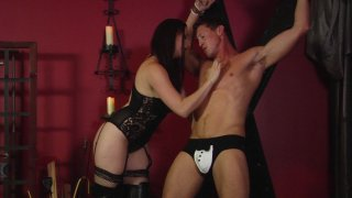 Streaming porn video still #1 from Corrupted By The Evils Of Fetish Porn