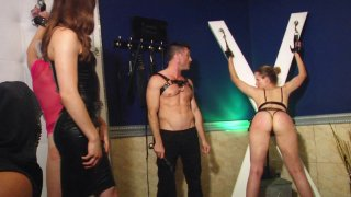 Streaming porn video still #8 from Corrupted By The Evils Of Fetish Porn