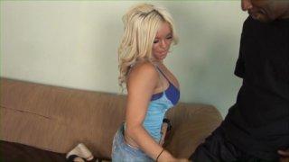 Streaming porn video still #1 from My Daughter Fucking A Cockzilla #2