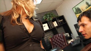 Streaming porn video still #1 from Busty Working Girls