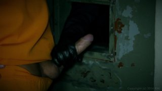 Streaming porn video still #8 from Prison