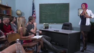 Streaming porn video still #2 from Axel Braun's Squirt Class 3