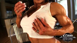 Streaming porn video still #6 from Aziani's Iron Girls 2