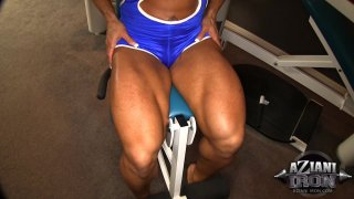 Streaming porn video still #2 from Aziani's Iron Girls 2