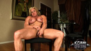 Streaming porn video still #8 from Aziani's Iron Girls 2