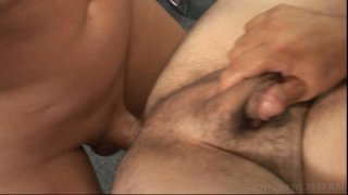 Streaming porn video still #8 from Transsexual Babysitters 2