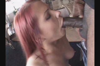 Streaming porn video still #1 from White Asses Swallow Chocolate Cocks