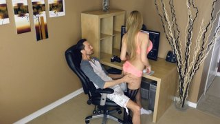 Streaming porn video still #2 from Perverted Thoughts Of Katie Banks, The