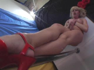 Streaming porn video still #9 from She-Male Strokers 21