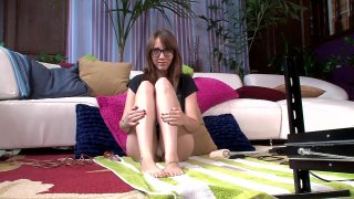 Streaming porn video still #6 from ATK Natural & Hairy 59: Amateurs of the Bush