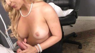 Streaming porn video still #4 from Jersey Black's Award Winning Femdom Scenes