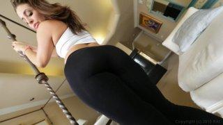 Streaming porn video still #1 from Spandex Loads #9