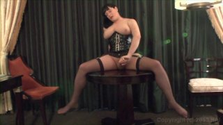 Streaming porn video still #9 from She-Male Strokers 49