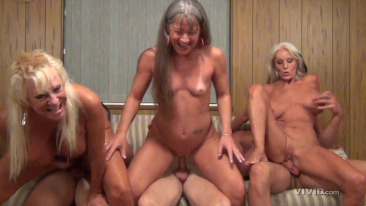 Orgy at the nursing home that belonged