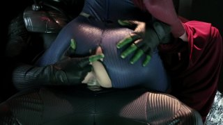 Streaming porn video still #5 from Supergirl XXX: An Axel Braun Parody