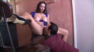 Streaming porn video still #6 from Mama Said Cum Inside
