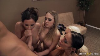 Streaming porn video still #3 from Big Tits At Work Vol. 19