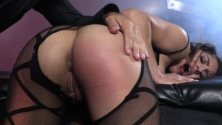 Streaming porn video still #4 from Bound For Domination 2