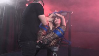 Streaming porn video still #5 from Bound For Domination 2