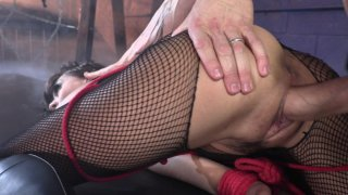 Streaming porn video still #6 from Bound For Domination 2