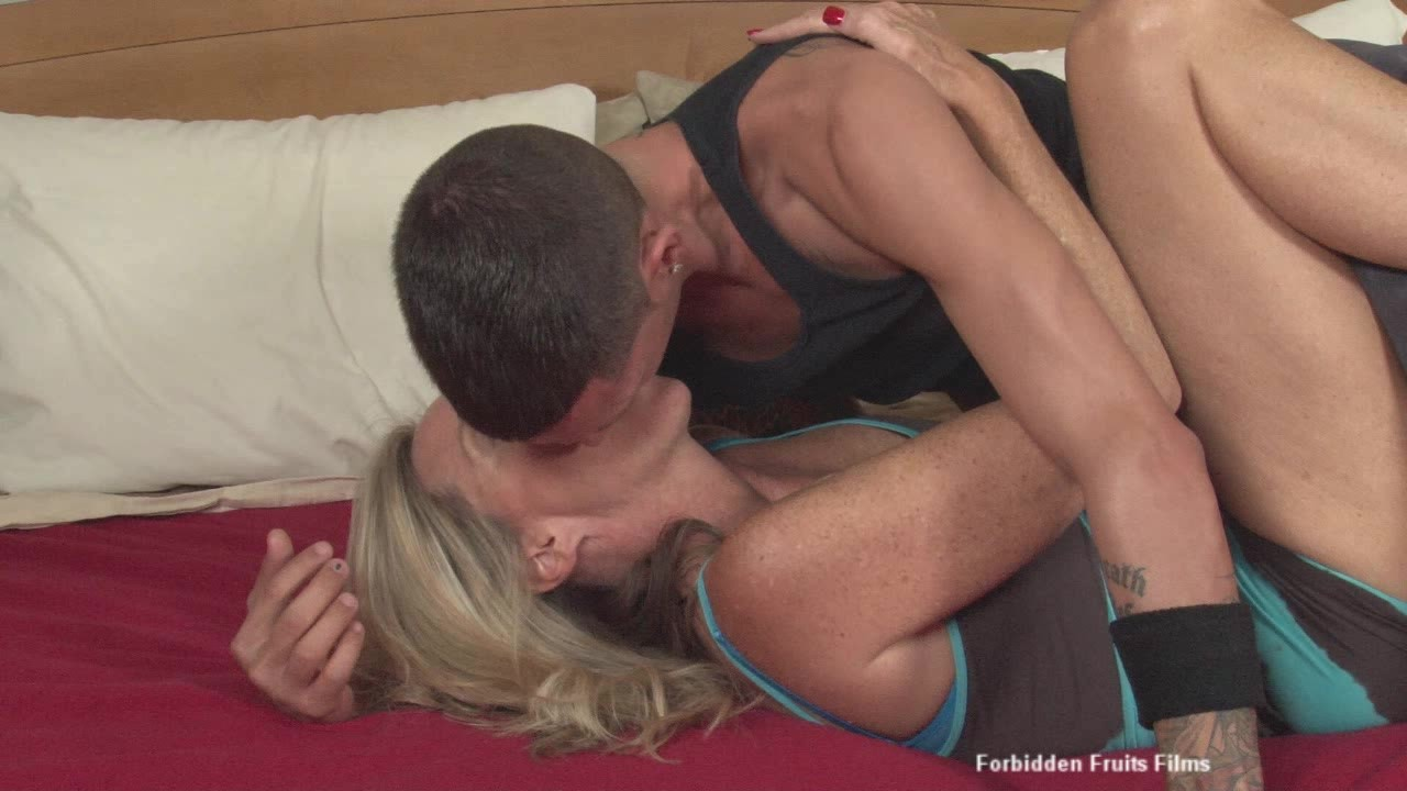 Licking out of control jodi west HOT