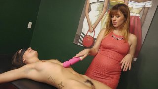 Streaming porn video still #1 from Subby Girls Vol. 2: Here Kitty Kitty