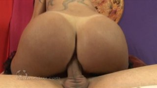 Streaming porn video still #7 from Transsexual Floppy Cocks #2