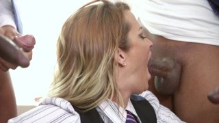 Streaming porn video still #13 from Jessica Drake Is Wicked