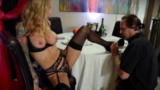 Streaming porn video still #4 from Bar Sluts