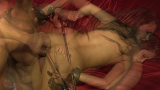 Streaming porn video still #9 from Bound By Desire: Act 2 - Collared And Kept Well
