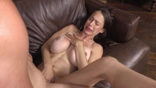 Streaming porn video still #9 from Cougar Creampie