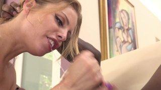 Streaming porn video still #9 from Interracial Transactions