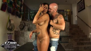 Streaming porn video still #2 from Aziani's Iron Girls 4