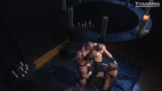 Streaming porn video still #3 from Folsom Undercover