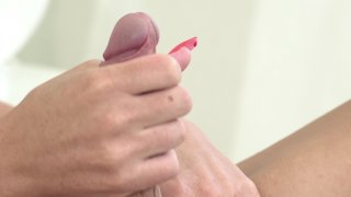 Streaming porn video still #4 from Transsexual Girlfriend Experience 4
