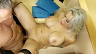 Streaming porn video still #7 from Big Tit Office Chicks