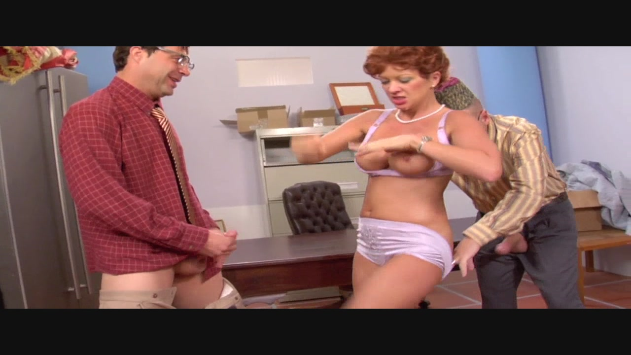 Pero que happy days parody porn