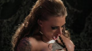 Streaming porn video still #5 from Xena XXX: An Exquisite Films Parody