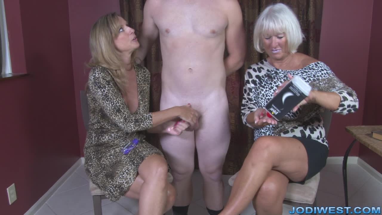 mother handjob