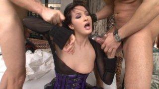Streaming porn video still #3 from Slutty Girls Love Rocco 4